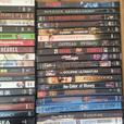 100 Adult themed DVD's