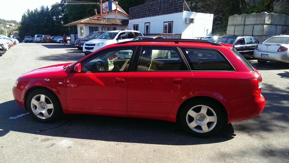 2004 Audi A4 Wagon 4cyl Auto Fwd West Shore Langford