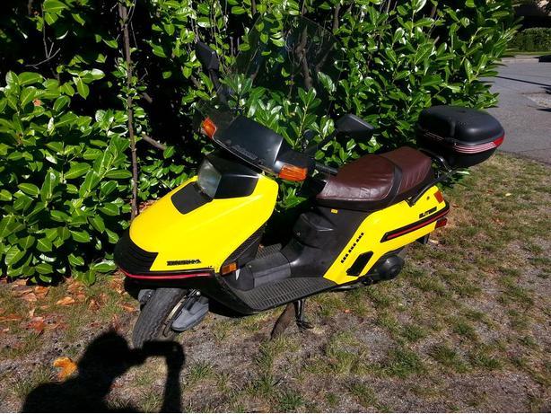 250cc 1985  HONDA Scooter