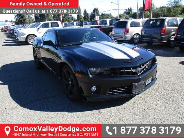 6.2L 8CYLINDER, 6 SPEED MANUAL, LEATHER, HEATED FRONT SEATS & A/C
