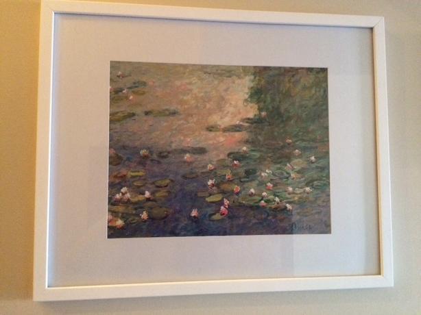 Water Lillies, Andre Kase, Fine Art Digital Print, 2013