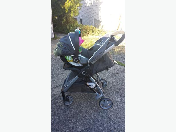 stroller/carseat travel system