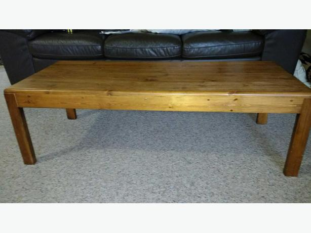 Coffee Table And End Table South Regina Regina