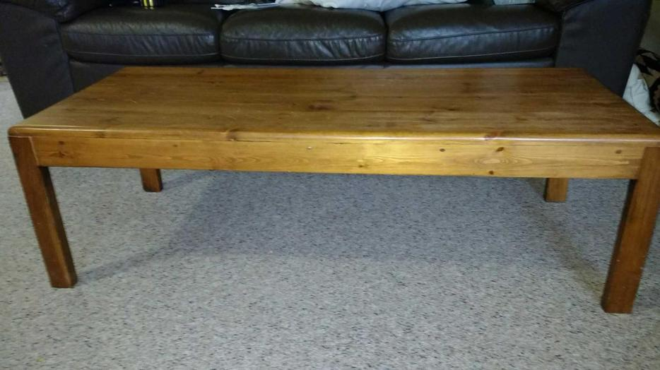 Coffee table and end table south regina regina for Coffee tables regina