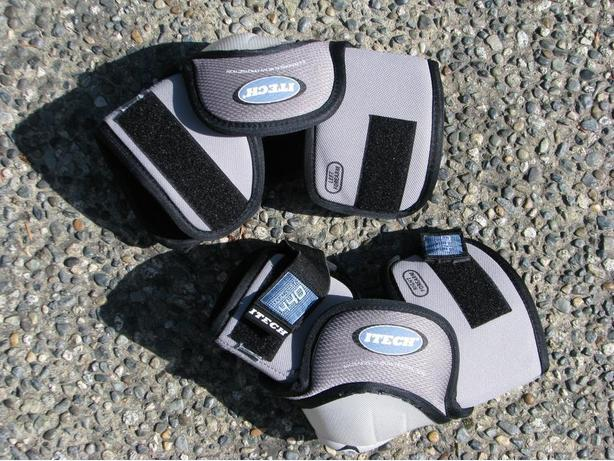 Elbow Pads   - price reduced.