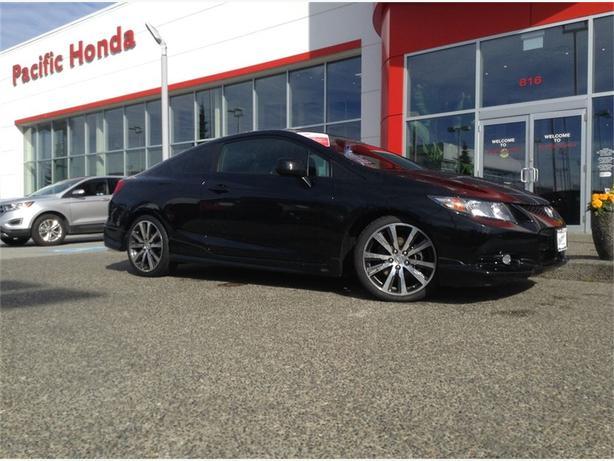 2013 Honda Civic si-cert HFP HFP!  ZERO (0) ICBC CLAIMS