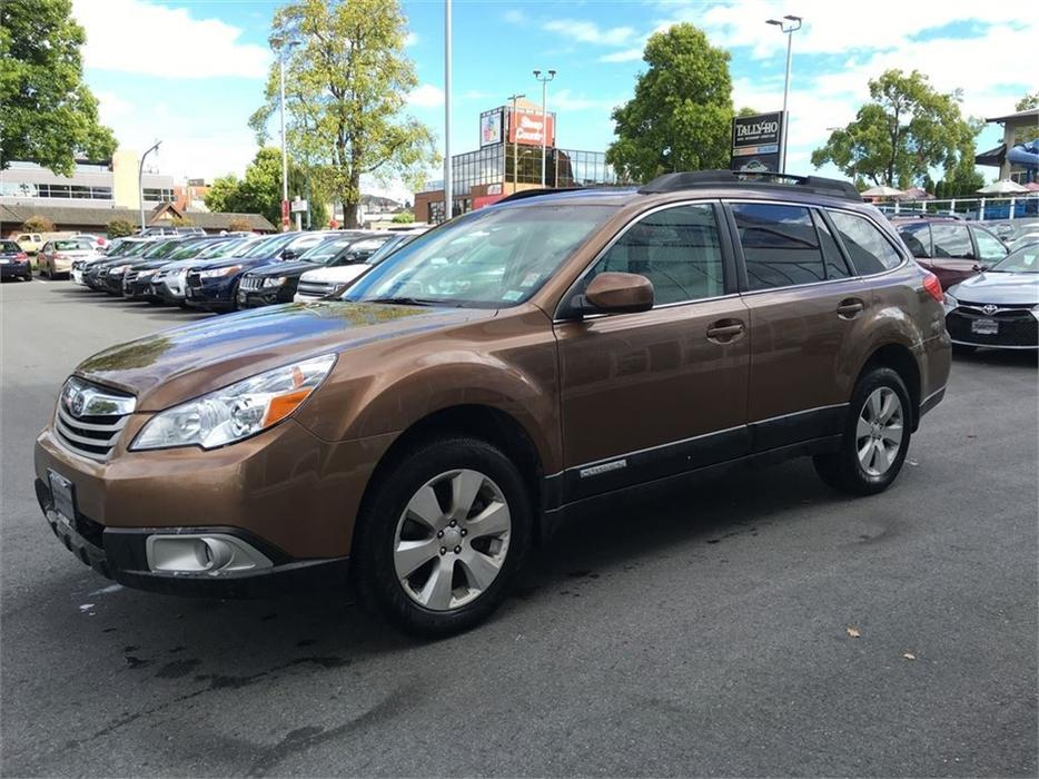 2011 Subaru Outback 3 6r W Limited Amp Nav Pkg No Accidents