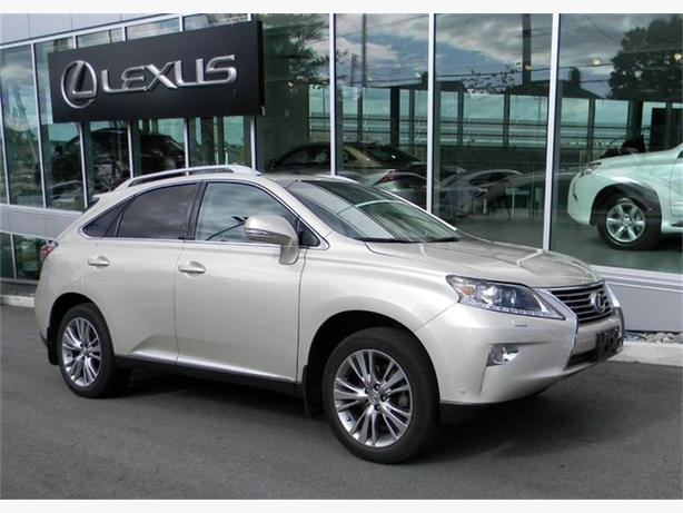 2014 Lexus RX 350 NAVIGATION NO ACCIDENTS SERVICE HISTORY ONE OWNER
