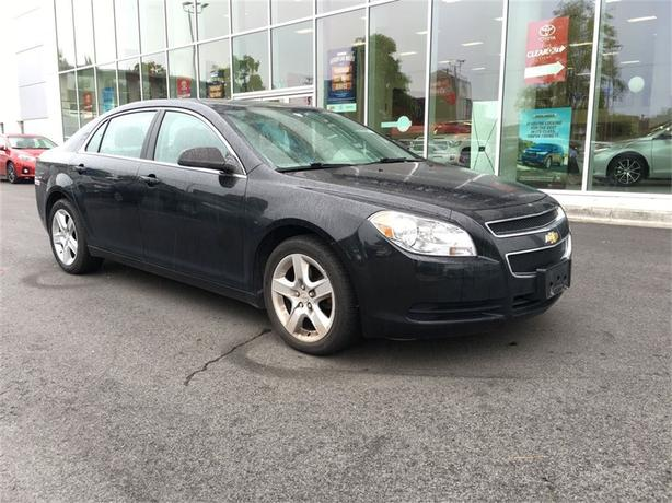 2012 Chevrolet Malibu LS ONE OWNER LOCAL B.C