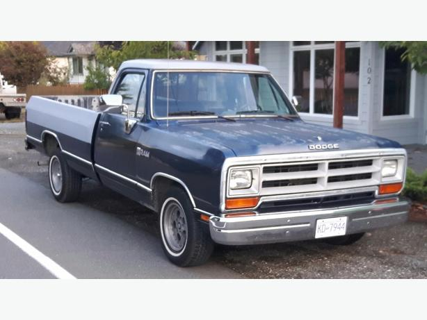 1988 Dodge  D  150 low low k's   price reduced