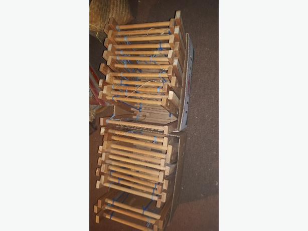 JUST ADD WOOL! Weaving Tabletop Hand Looms - 30