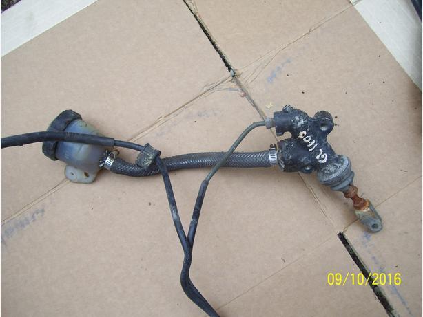 Honda Goldwing 1100 GL1100 rear brake master cylinder pressure control valve
