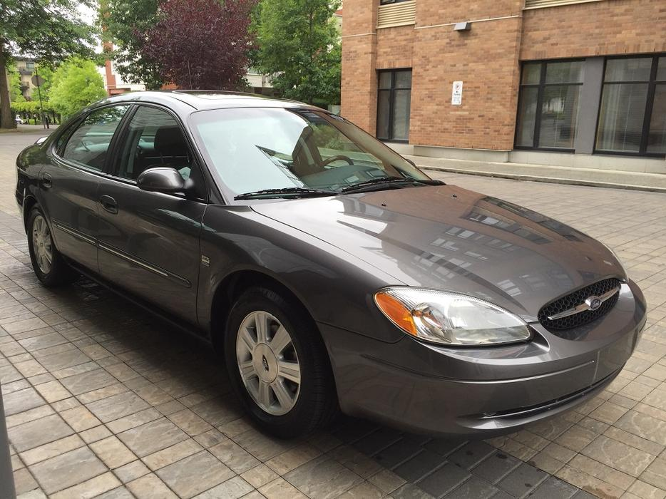 2003 ford taurus sel on sale fully loaded local. Black Bedroom Furniture Sets. Home Design Ideas