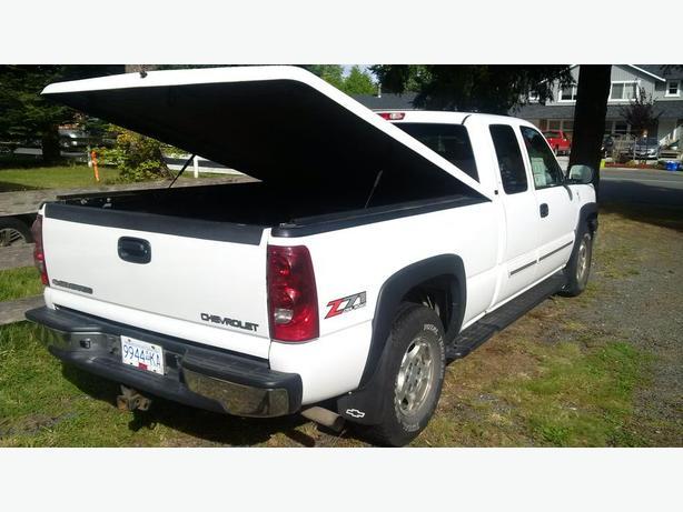 03 Silverado 4X4 1500 LT