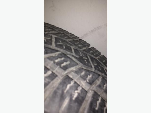 Toyo 285/75R18 open country
