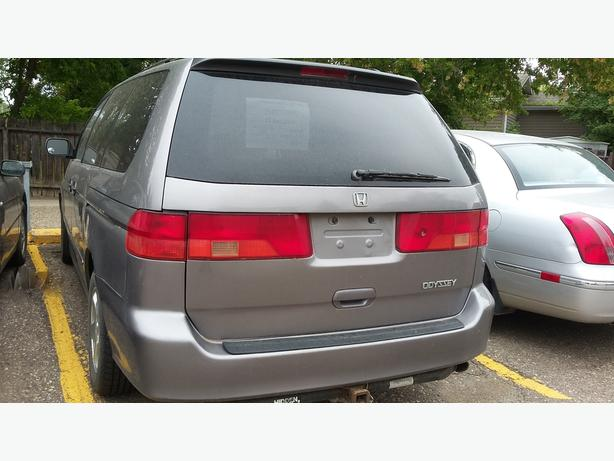 2000 Honda Odyssey: Great Condition
