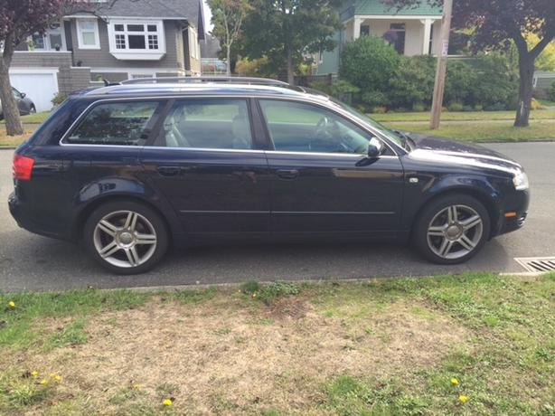 2006 audi wagon a4 quattro 3 2 litre victoria city victoria. Black Bedroom Furniture Sets. Home Design Ideas
