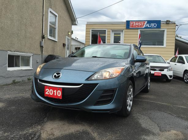 2010 Mazda Mazda3 - Good On Gas! - Power Windows/Door Locks