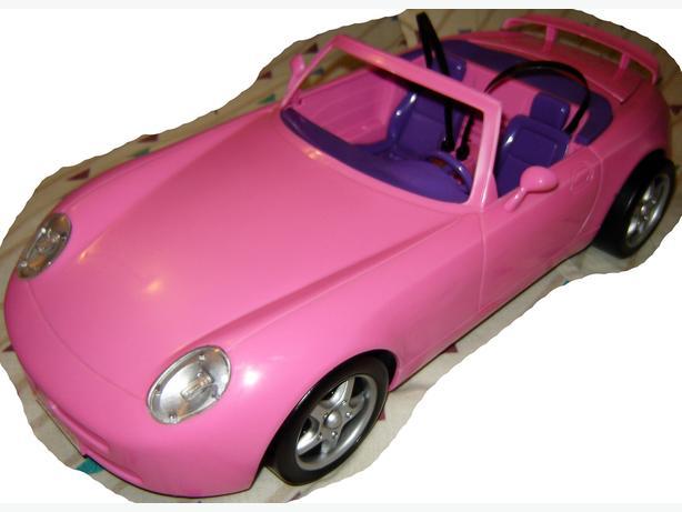 barbie cool talkn car saanich  victoria