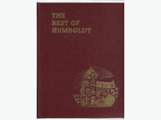 1982 HUMBOLDT SASKATCHEWAN CANADA AREA & FAMILY HISTORY BOOK 648 pg.