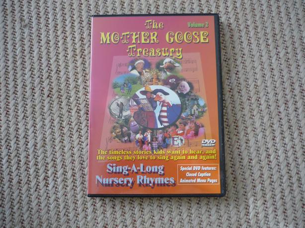 Mother Goose Treasury, Volume 1 DVD