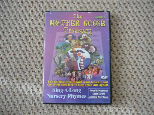Mother Goose Treasury, Volume 2 DVD