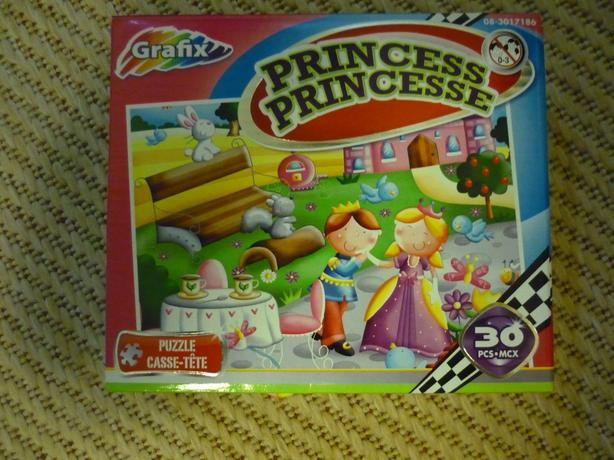 Grafix Princess Puzzle- 30 Pieces