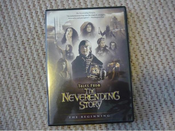 Tales from the Neverending Story - The Beginning DVD