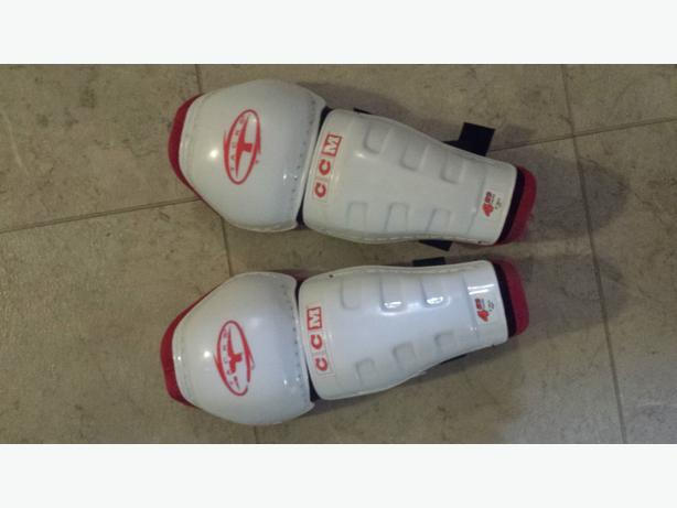 CCM Shin Guards