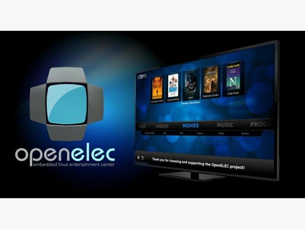 Linux TV Box