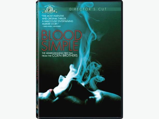 Blood Simple DVD