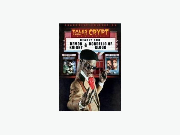 Tales from the Crypt: Demon Knight/ Bordello of Blood DVD