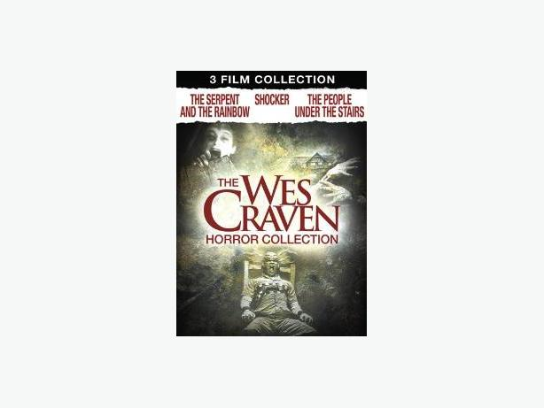 Wes Craven Horror Collection DVD