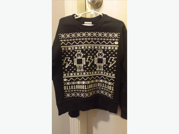 Kids Christmas Sweaters - Size Small