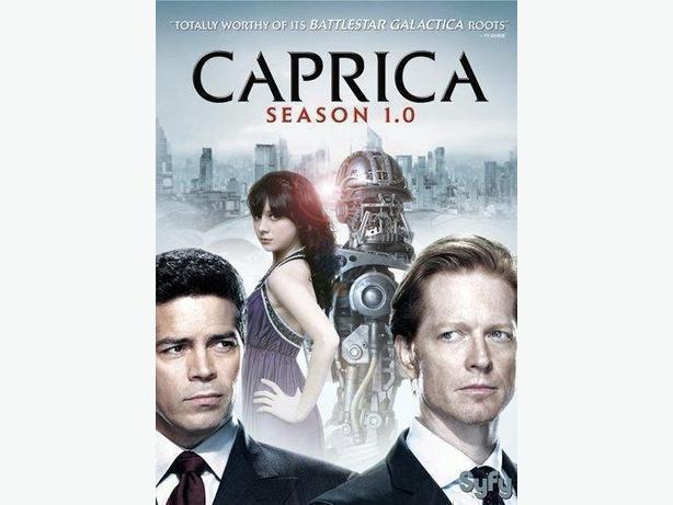 Caprica Season 1.0 DVD