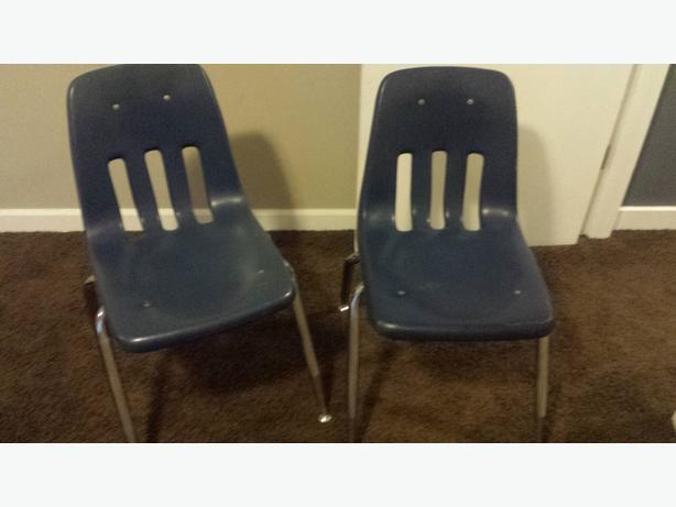 School Style Chairs