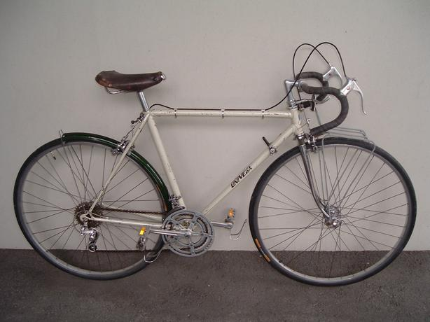 very rare Univega Gran Rally touring bike