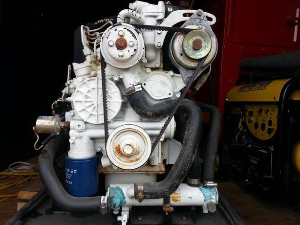 Kubota V1305 Diesel Engine : Kubota v diesel engine updated pics north saanich