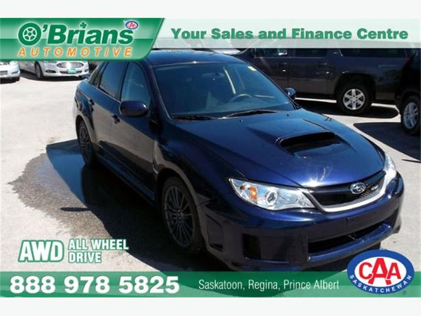 2013 Subaru WRX Limited - AWD
