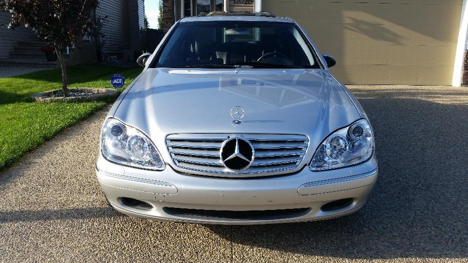2001 mercedes benz s430 premium sedan east regina regina mobile. Black Bedroom Furniture Sets. Home Design Ideas
