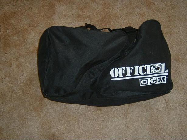 Referee Hockey Bag