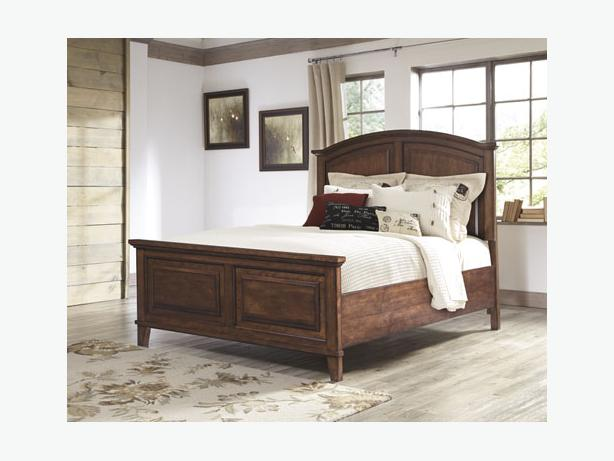 New Burkesville Queen Panel Bed
