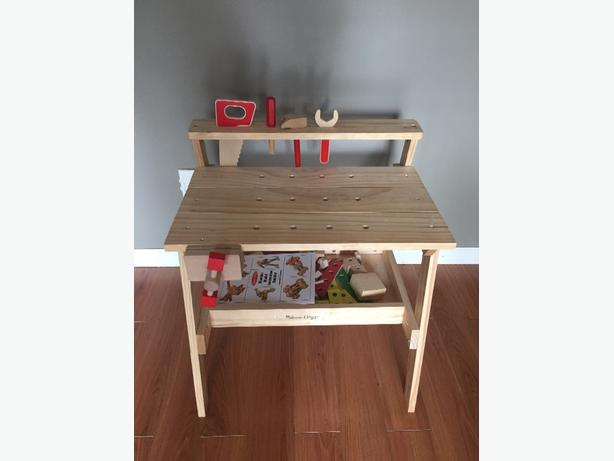 Melissa & Doug Tool Bench with all accessories