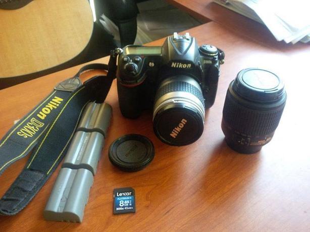 Nikon D300s - excellent condition