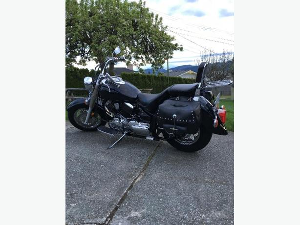 2001 Yamaha V-Star 1100cc