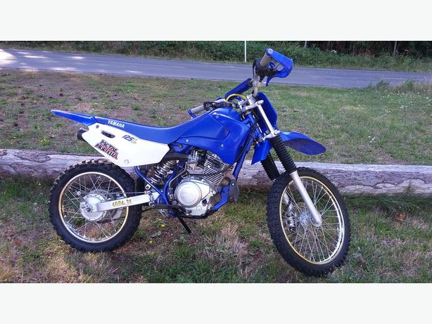 Really clean 2001 TTR 125L Price drop