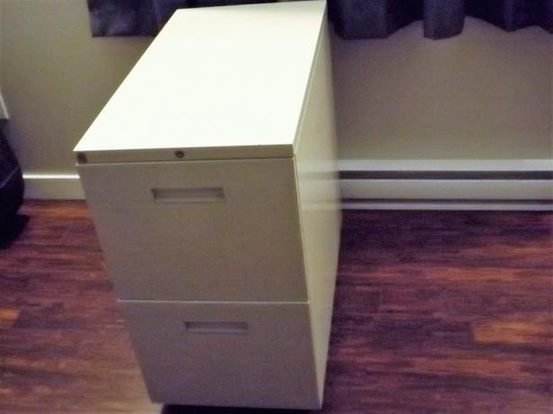 2 drawer large file cabinet