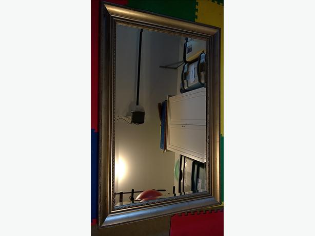 Wall mirrors in victoria bc mobile for Used gym mirrors