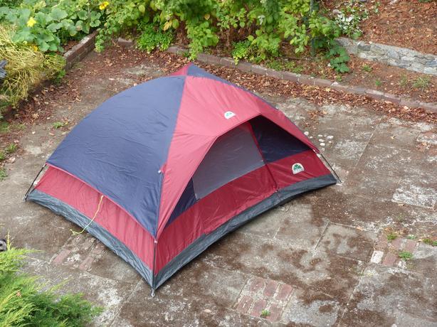 escort 1 person tent
