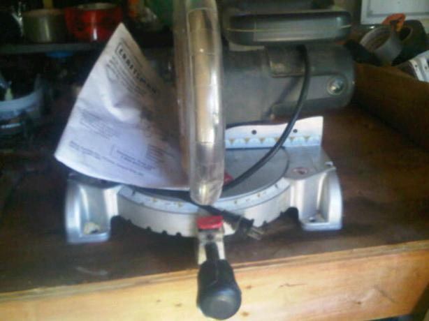 "10""  Craftsman Chop Saw"